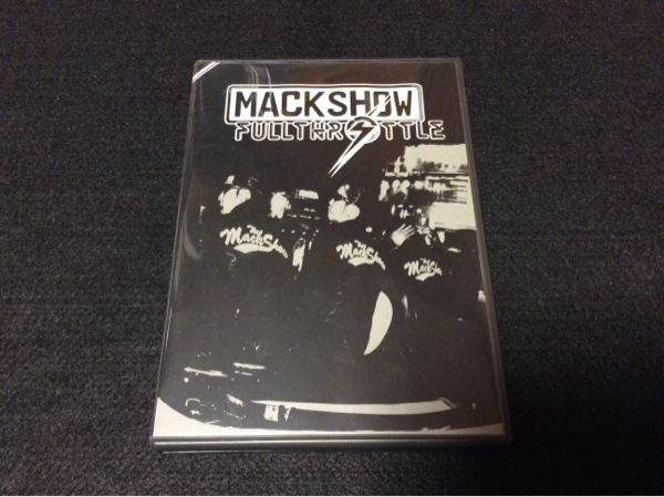 希少/DVD/マックショウ/フルスロットル2/マックショウライブ ライブグッズの画像