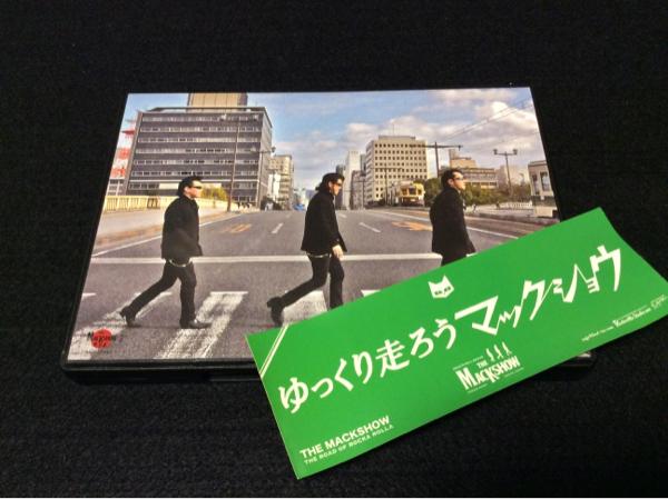 希少/DVD/マックショウ/ロードオブロカローラ/初回特典シール付 ライブグッズの画像
