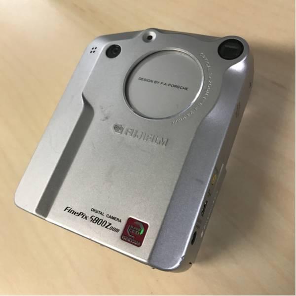 FUJIFILM Finepix 6800Z ポルシェデザイン ジャンク