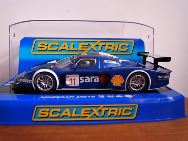 1/32 Scalextric Maserati MC12 sara