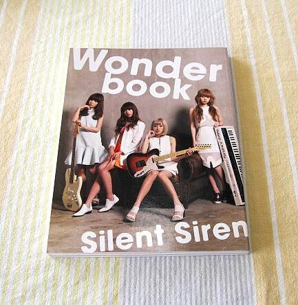 Silent Siren●Wonderbook●写真集 サイレントサイレン ライブグッズの画像