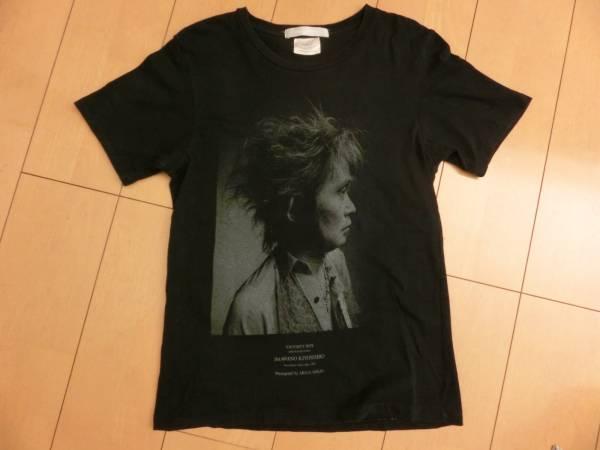 museum neu 忌野清志郎×有賀幹夫 写真展限定Tシャツ 黒 サイズS