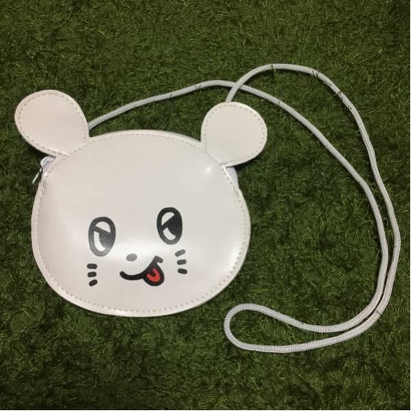 【未使用】キュウソネコカミ ネズミくんコインケース ライブグッズの画像