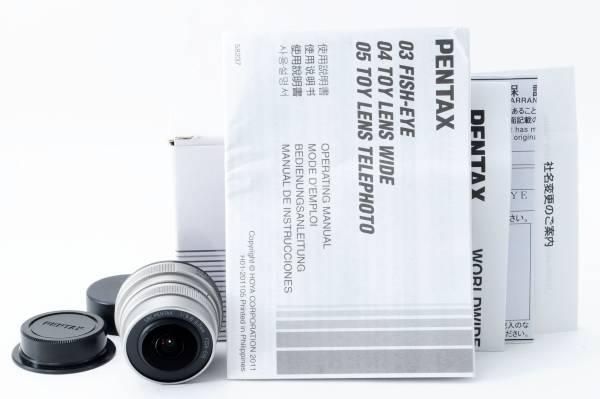 ★極美品★ Pentax 03 3.2mm F/5.6 fish eye ペンタックス 魚眼