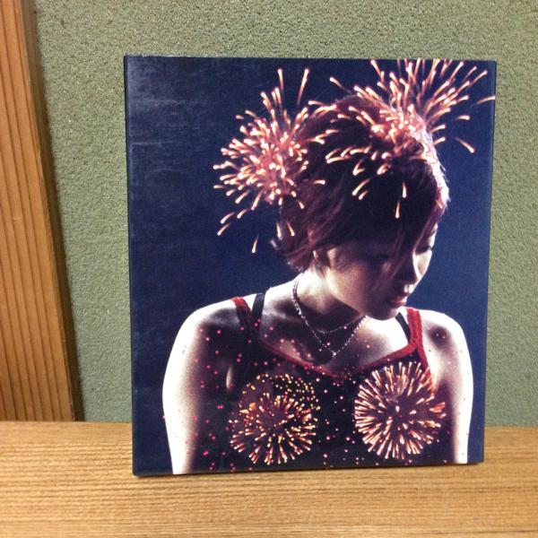 宇多田ヒカル DVD Bohemian 2000 ライブグッズの画像