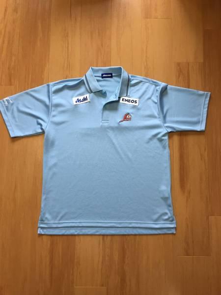 野球日本代表 選手・スタッフ支給ポロシャツ 実使用 五輪 WBC ミズノ プロ野球