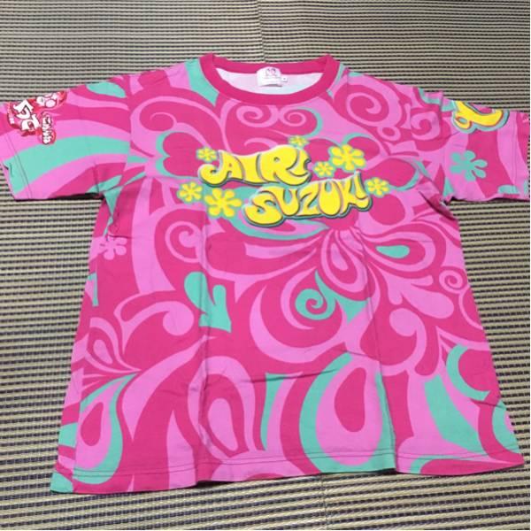 ハロプロ °C-ute Tシャツ 鈴木愛理 2012年 美しくってごめん 春夏