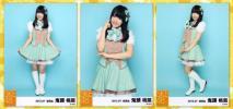 SKE48 鬼頭桃菜 ☆ランダム公式生写真 2012.07月☆3枚コンプ☆彡