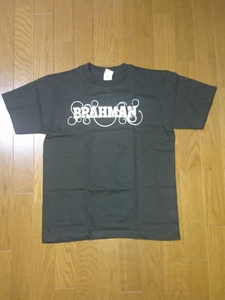 BRAHMAN 霹靂(へきれき)Tシャツ 黒 サイズS ライブグッズの画像