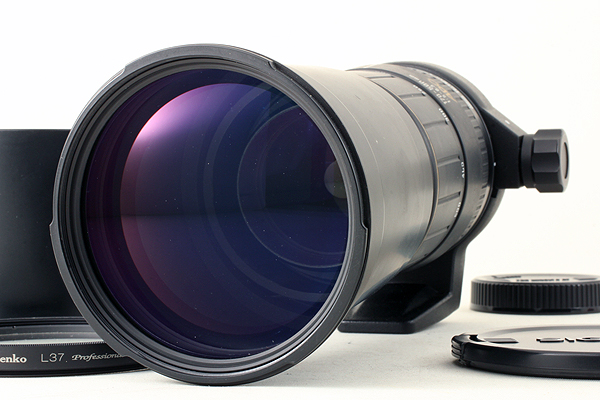 【動作良好人気望遠♪】 シグマ SIGMA APO 170-500mm F5-6.3 092