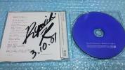 河村隆一CD「君の前でピアノを弾こう」直筆サイン非売品LUNA SEA