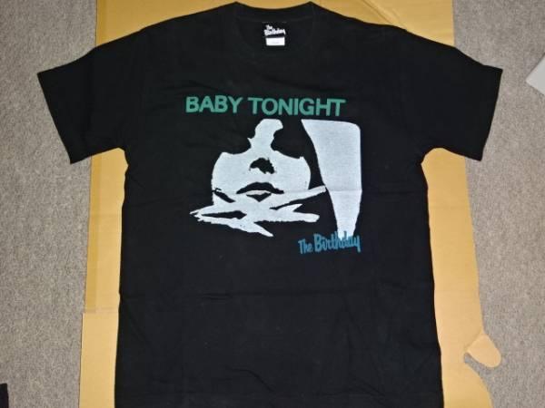 The Birthday★2007年ツアーTシャツ Sサイズ★チバユウスケ ライブグッズの画像