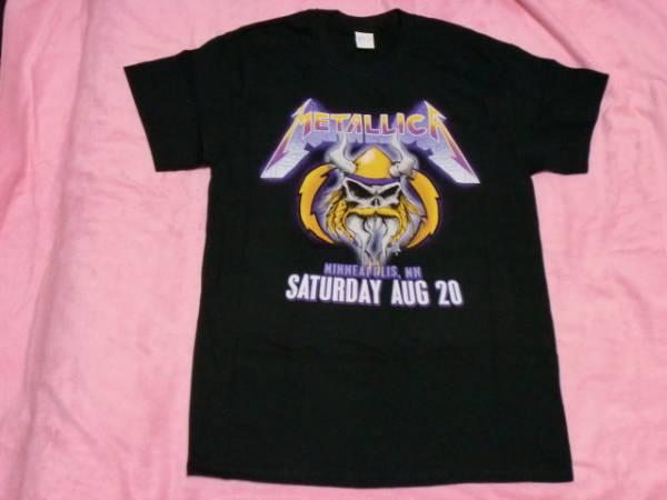 METALLICA メタリカ Tシャツ S ロックT バンドT Slayer Anthrax ライブグッズの画像