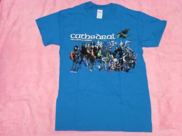 CATHEDRAL カテドラル Tシャツ S バンドT ロックT Ghost Electric Wizard