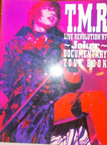 ♪T.M.R写真集LIVE REVOLUTION~Joker~