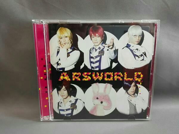 アルスマグナ ARSWORLD(初回限定盤A)(DVD付) ライブグッズの画像