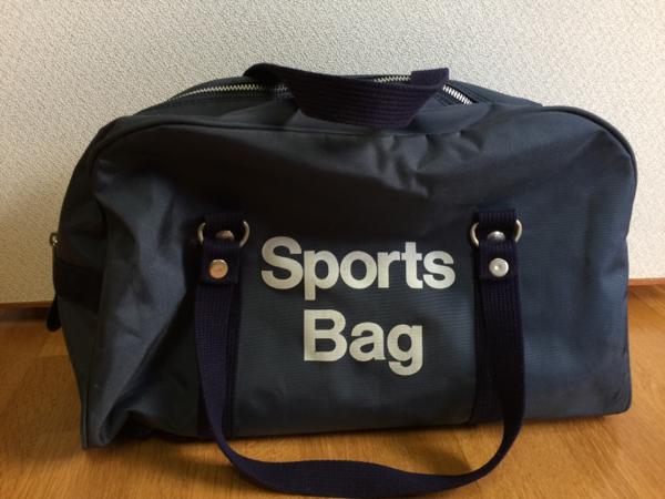 送料込み★学生 SportsBag スポーツバック★コスプレ 女子高生_画像2