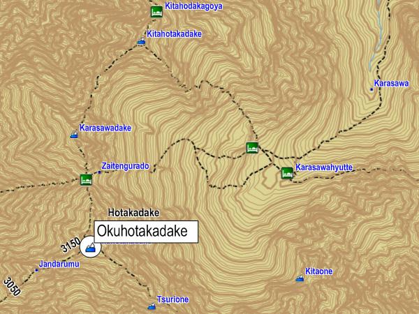 【いどんなっぷ製】GARMIN(ガーミン)用 10m間隔等高線付き地形図 (日本地図) 【10図郭セット】ルート検索,陰影表示なし_英語