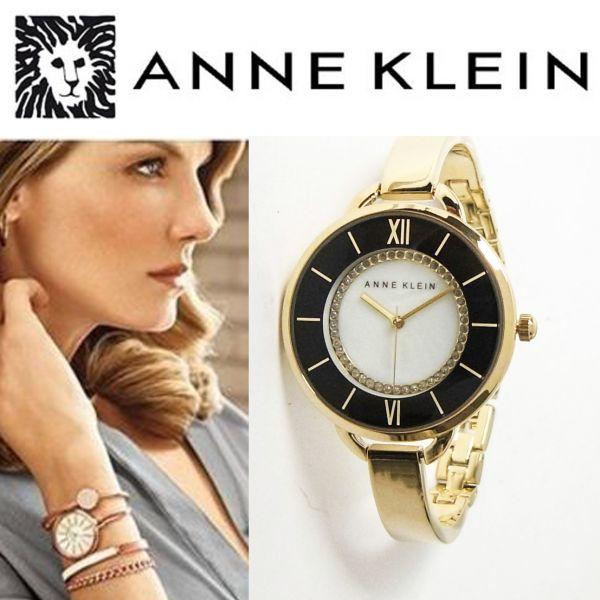 送料無料アンクラインANNEKLEINバングル ウォッチ AK2148 腕時計