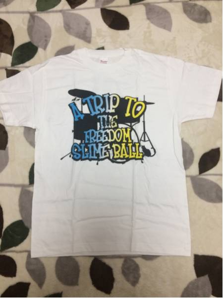 SLIME BALL Tシャツ 未使用 Mサイズ black buck noshow