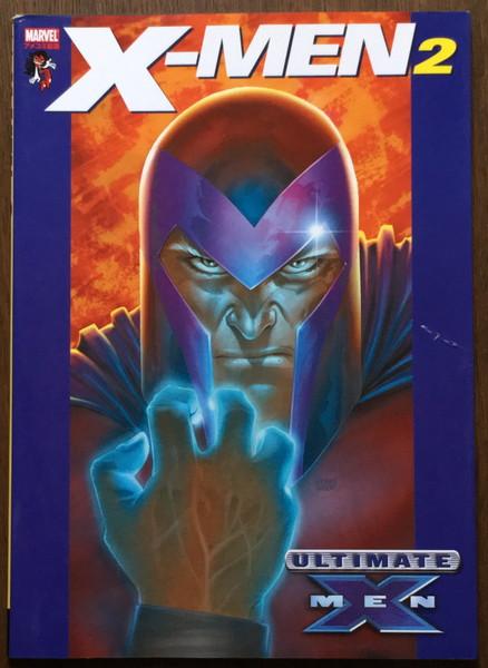 「ULTIMATE X-MEN 2」 マーク・ミラー アダム・キューバート他_画像1