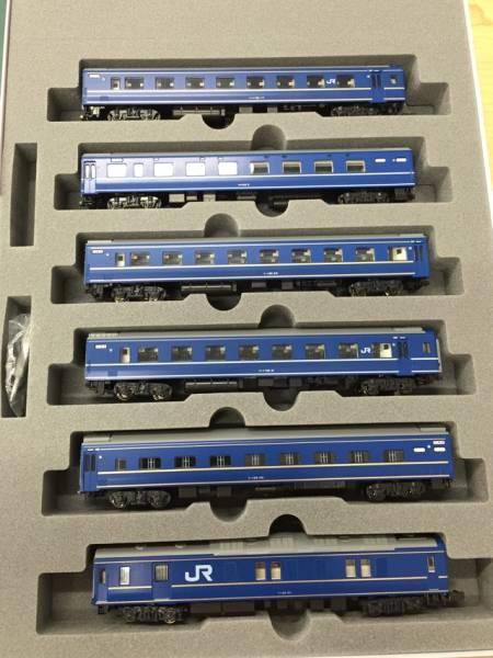 KATO Nゲージ 10-881 24系 寝台特急日本海 6両基本セット_画像3