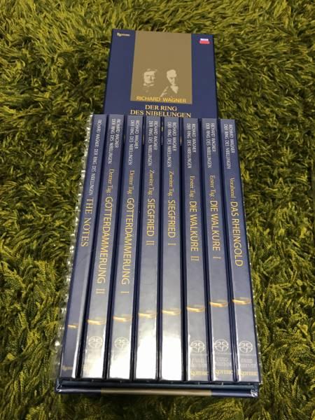 新品 エソテリック SACD ワーグナー 楽劇《ニーベルングの指環》