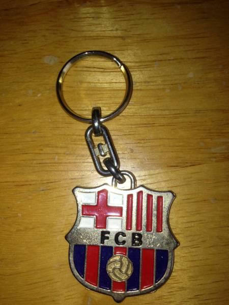 FCバルセロナ キーホルダー グッズの画像