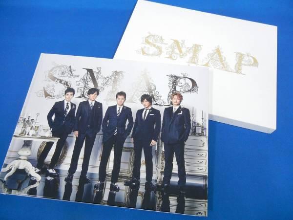 【SMAP】 25周年記念 写真集 FC限定 美品 ネコポス可 (0851)