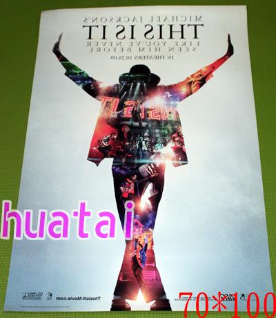 マイケル・ジャクソン Michael Jackson THIS IS IT ポスター_画像2