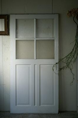 古い洋館モールガラス/ アンティーク ドア☆ケビント建具 扉 戸_画像3