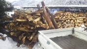 薪ストーブの灰 苦土石灰代用 園芸に活用ください 5キロ700円