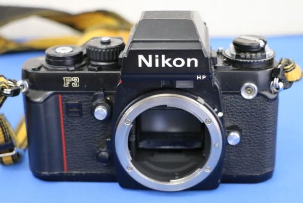 NIKON / ニコン F3 ボディ / NIKKOR 200mm 1:4 / AF NIKKOR 28mm 1:2.8 など他 (1747)_画像2