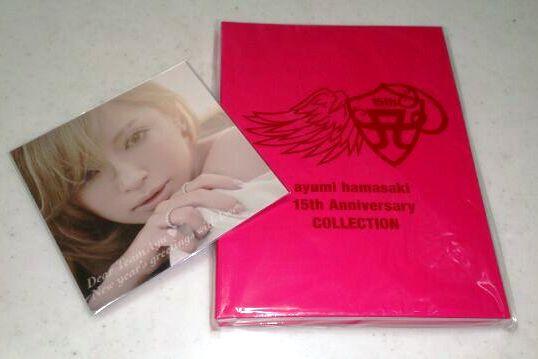 TeamAyu☆ポストカードブック&パスとカード