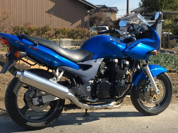 ZR-7S ブルー みよし市_画像2