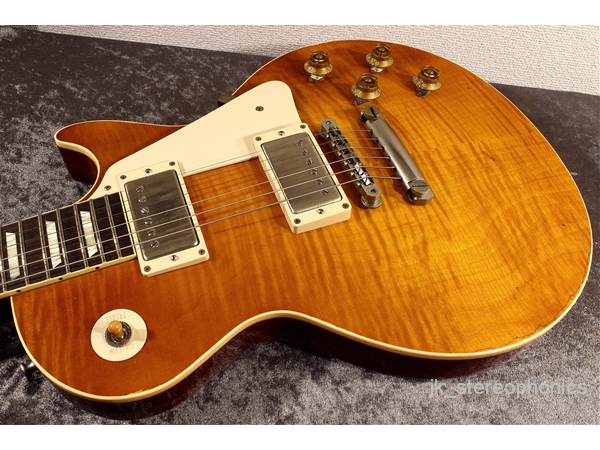 Gibson C/S 2014 Historic Collection 1959 Les Paul Reissue Heavily AGED - BEAUTY OF THE BURST PAGE85 - ギブソン 即決 美品!!