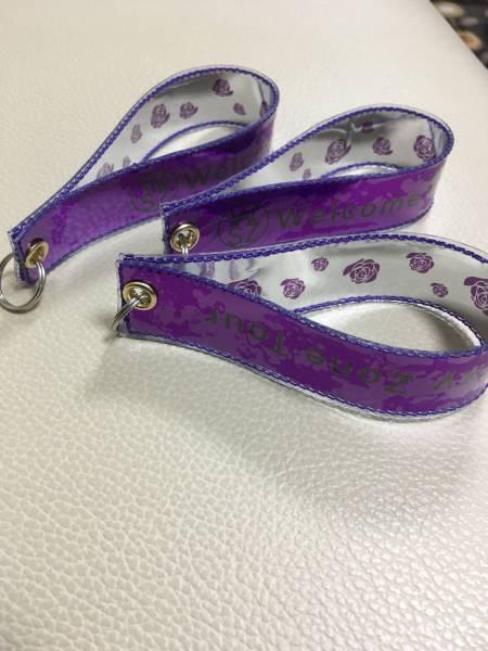 セクゾ☆銀テープ 紫