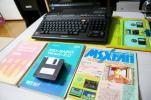 美品 ソニー HB-F1XV MSX2+ FM音源 本体 コンデンサー全交換 フルメンテ済み BASIC解説書2冊 1円〜