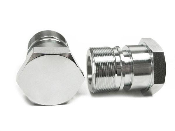 *新品 XS1 XS1B XS650E 純正タイプ フロント フォーク チューブ キャップ 2個セット (27-4000)_画像1