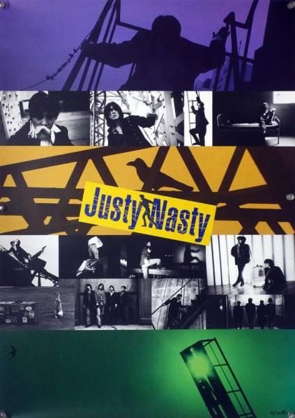 Justy Nasty ジャスティ・ナスティ B2ポスター (2C16012)