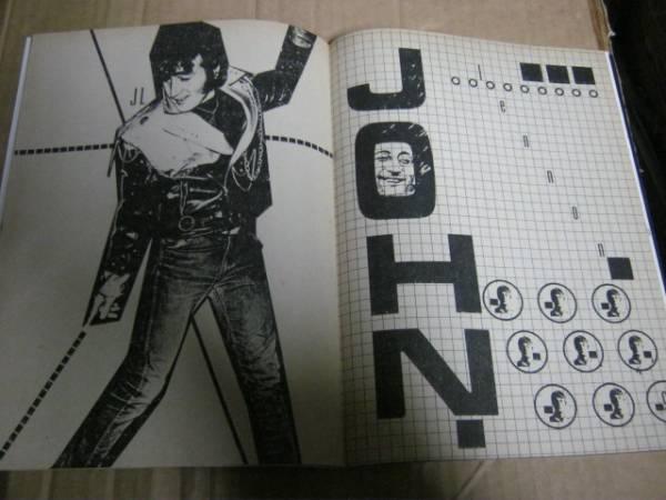 JOHN LENNON ジョンレノン /ALL YOU NEED IS LOVE vol.1 U.S本 BEATLES ビートルズ PAUL McCARTNEY ポールマッカートニー ジョージハリスン_画像2