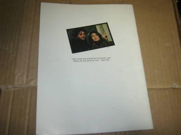 JOHN LENNON ジョンレノン /ALL YOU NEED IS LOVE vol.1 U.S本 BEATLES ビートルズ PAUL McCARTNEY ポールマッカートニー ジョージハリスン_画像3
