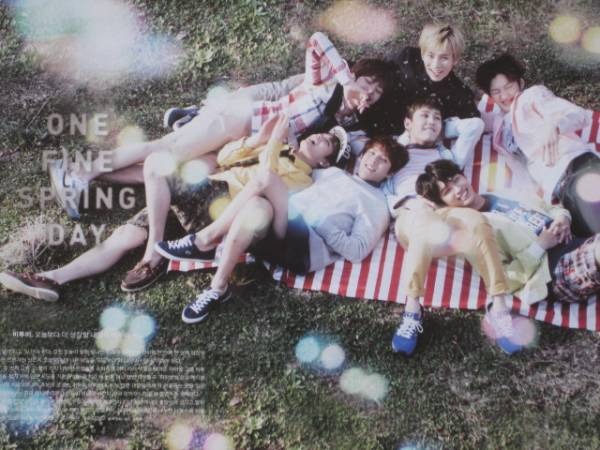 BTOB 2014年韓国雑誌切り抜き24ページ ライブグッズの画像