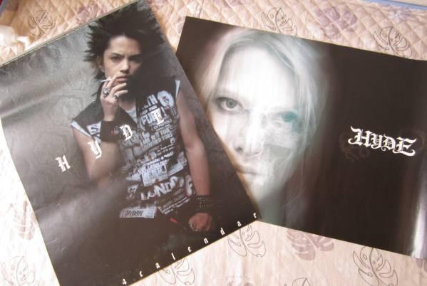 HYDE 2004カレンダー&ポスター B2サイズ