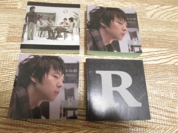 ユチョン 東方神起 TRICK企画 ミニメモ帳 バラで4冊 送164 切手可