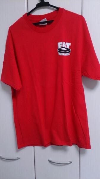 【美品】FAT WRECK CHORDS Tシャツ Lサイズ