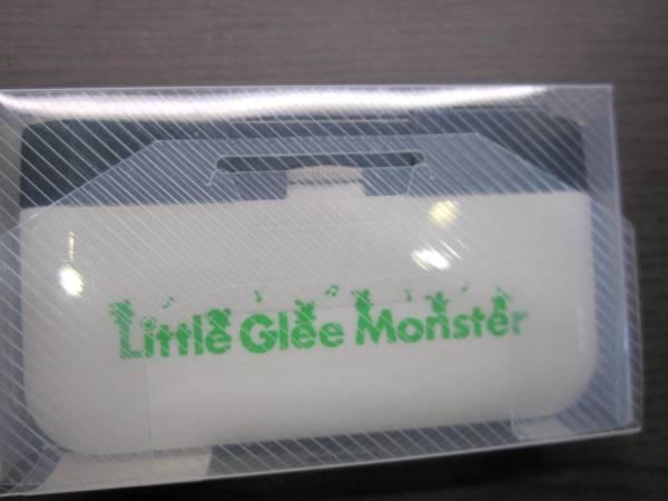 リトグリ Little Glee Monster オペラグラス 望遠鏡/緑ロゴ/白/黒/