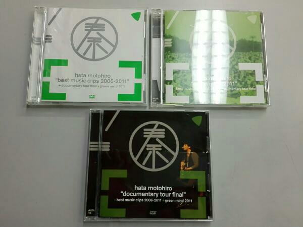 BEST MUSIC CLIPS 2006-2011+DOCUMENTARY TOUR FINAL+GREEN MIND_画像5