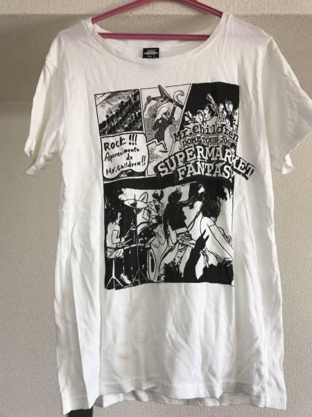 Mr.Children SUPERMARKET FANTASY ツアーTシャツ M ライブグッズの画像