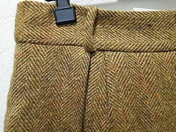 新品タグ付き♪ラルフローレンRalph Lauren♪箱ヒダ ツイード 羊毛・アルパカ スカート♪サイズ6_画像2